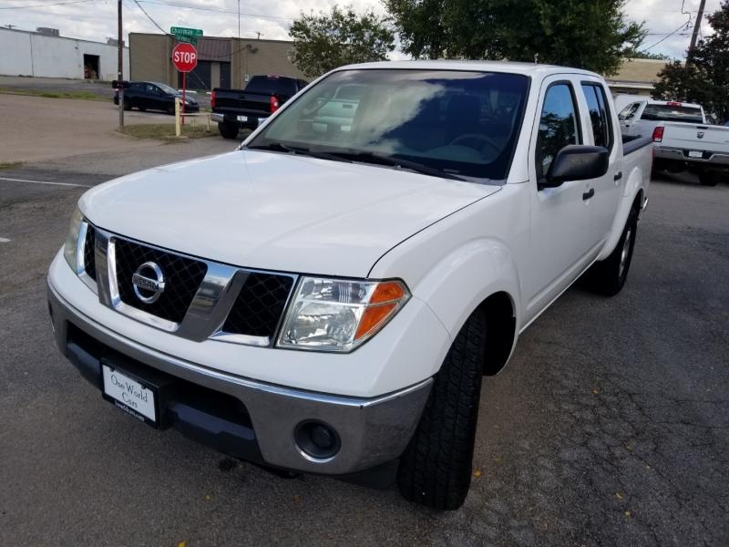 Nissan Frontier SE Manual 2007 price $11,995 Cash