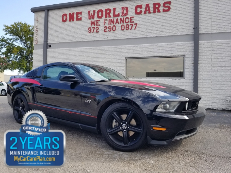Ford Mustang Cpe GT Premium Auto 2010 price $15,995 Cash