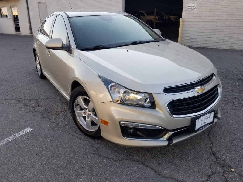 Chevrolet Cruze Limited 1LT 2016 price $12,995 Cash