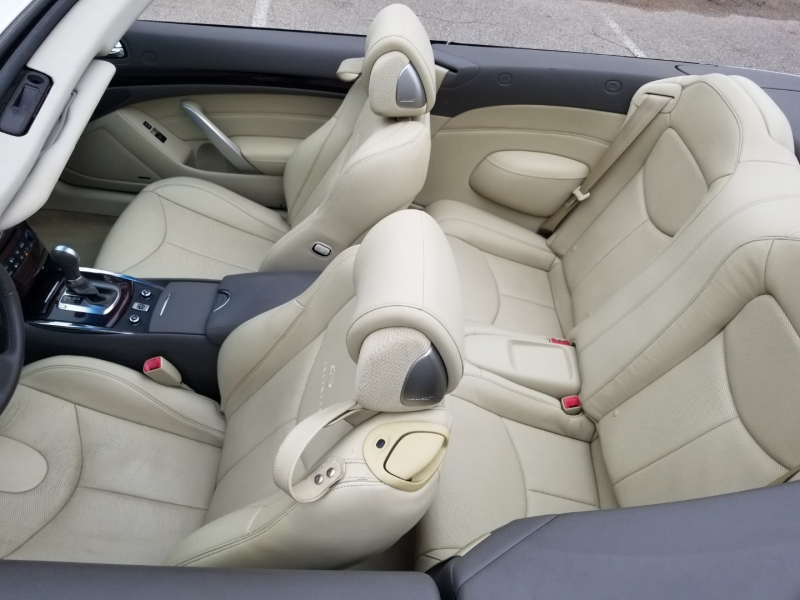 Infiniti G37 Convertible Sport Nav 2013 price $16,995 Cash