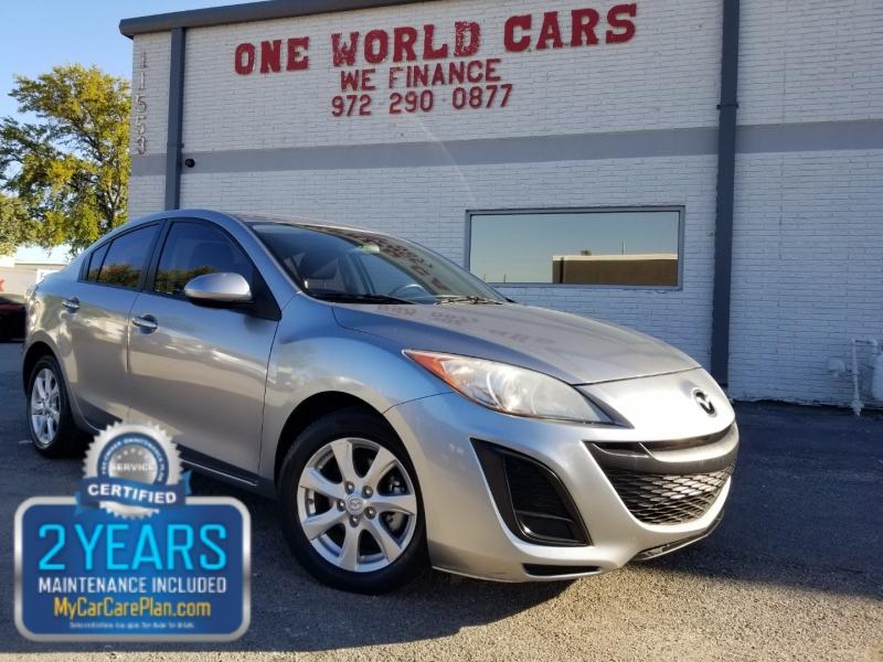Mazda Mazda3 i Touring 2011 price $8,995 Cash