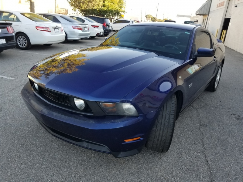 Ford Mustang GT Coupe Automatic 2010 price $14,995 Cash