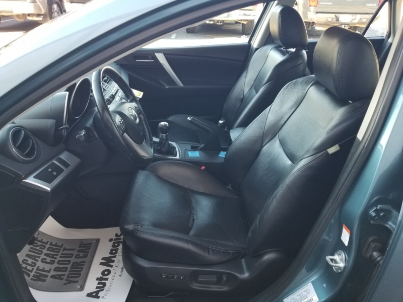 Mazda Mazda3 S GT Manual 1 Owner 2010 price $7,995 Cash