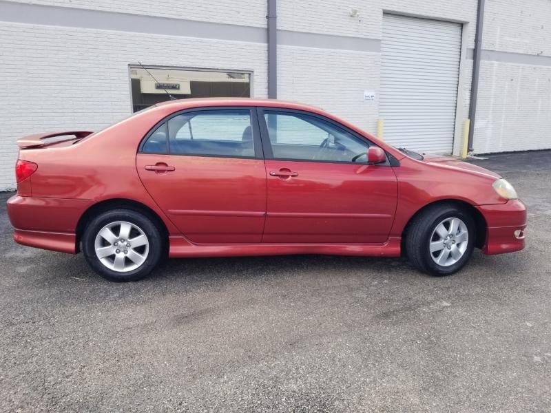 Toyota Corolla S Sport Auto 2007 price $6,995 Cash
