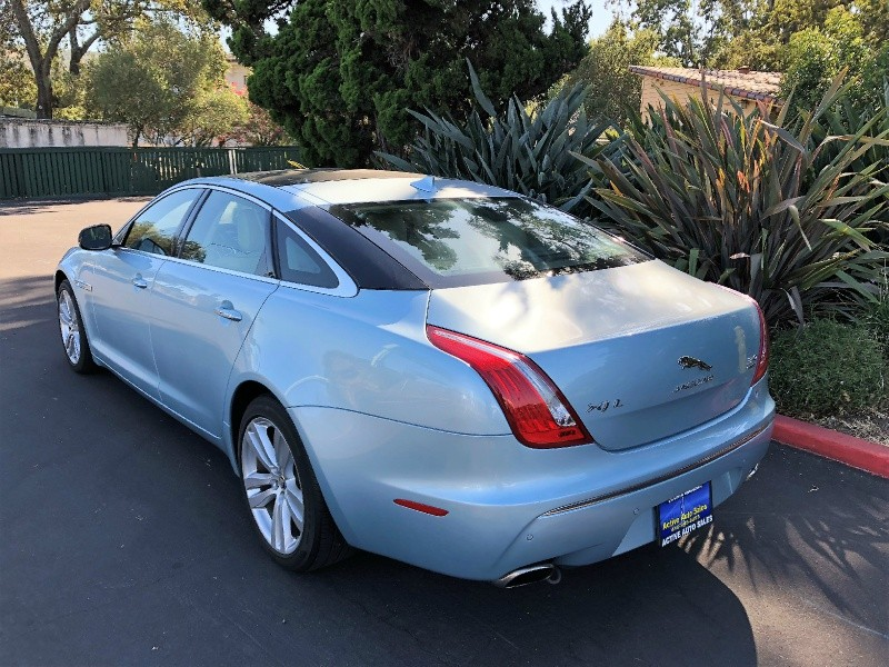 Jaguar XJL 2013 price $27,995