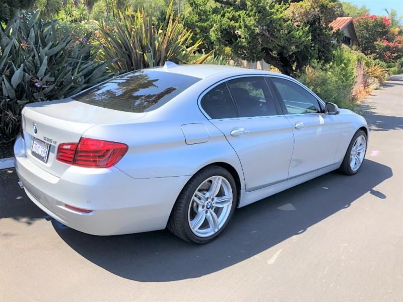 BMW 535d 2014 price $15,500