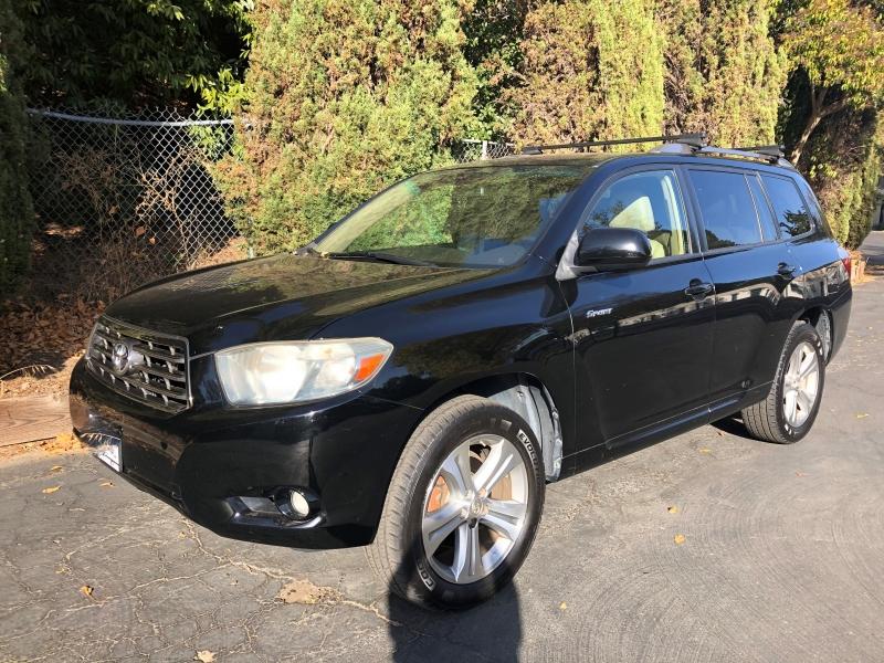 Toyota Highlander 2008 price $8,395