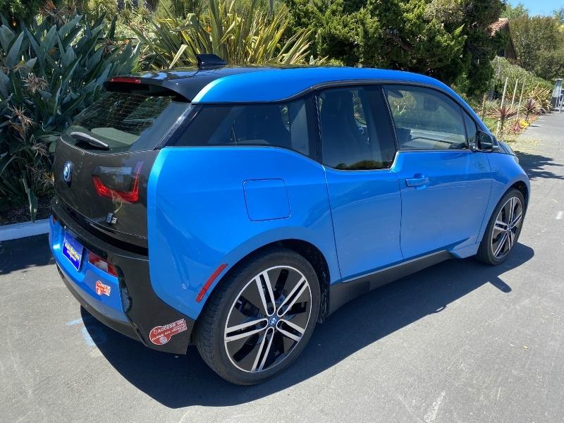 BMW i3 Tera World 2017 price $15,995
