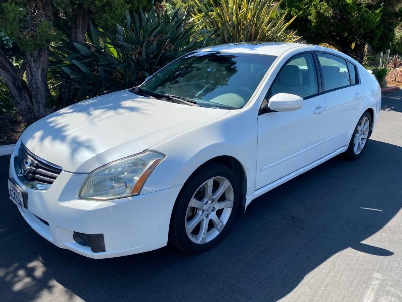Nissan Maxima 2008 price $6,295