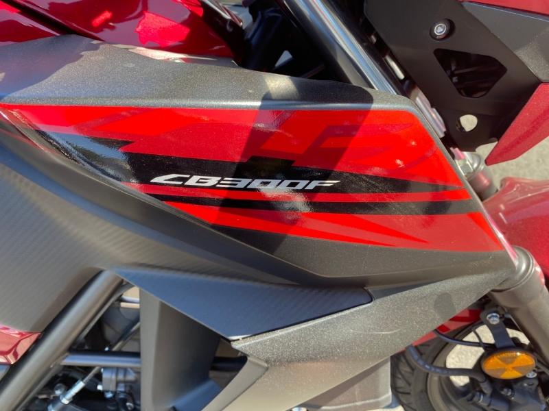 Honda CB300F 2018 price $4,200