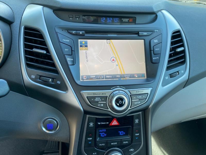 Hyundai Elantra Limited 2014 price $8,995