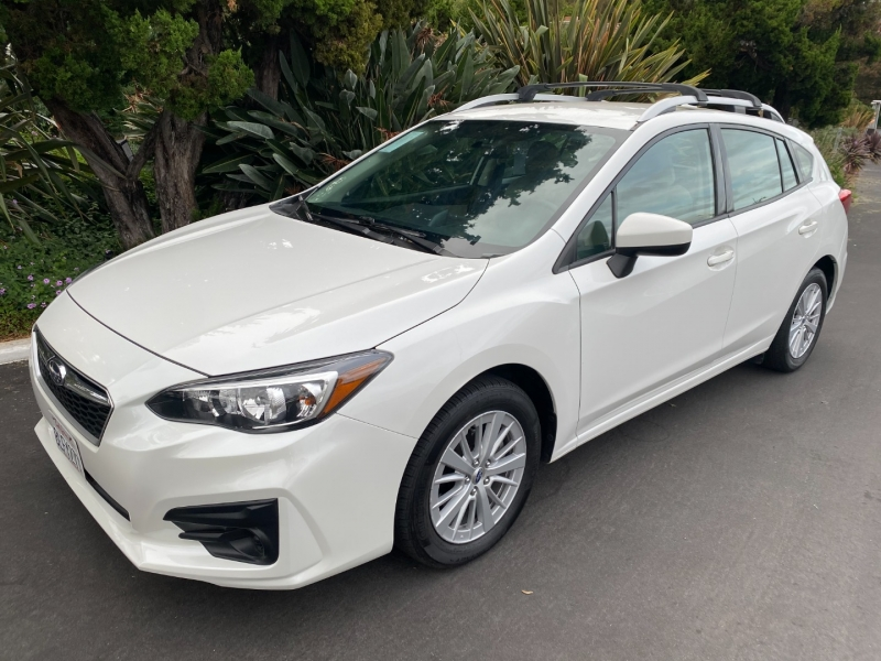 Subaru Impreza Premium AWD 2017 price $17,500