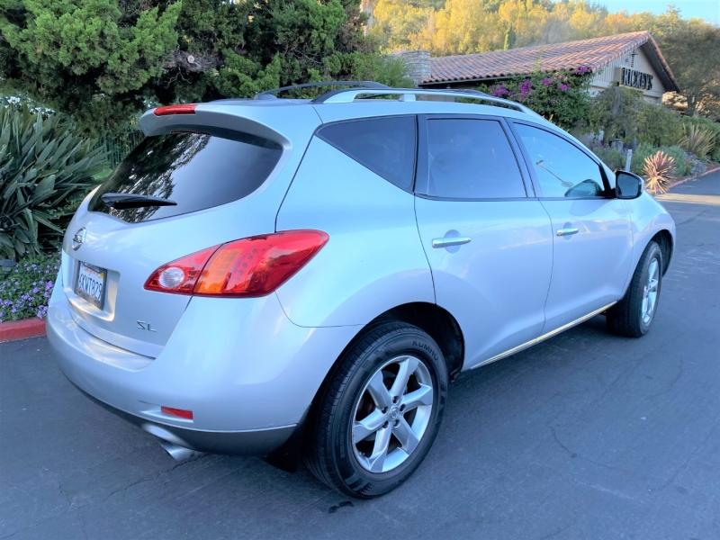 Nissan Murano SL 2009 price $9,650