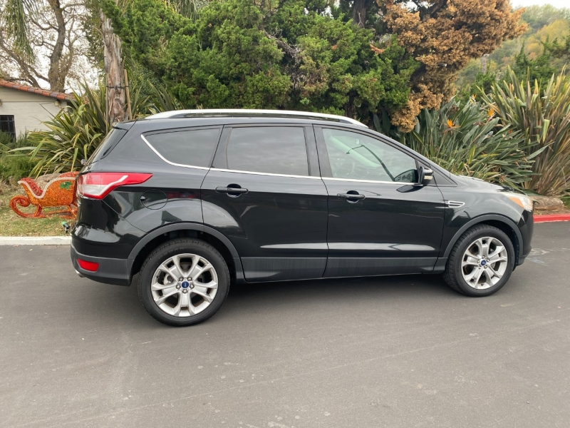 Ford Escape Titanium 2014 price $11,650