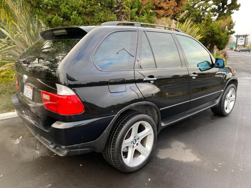 BMW X5 2004 price $0