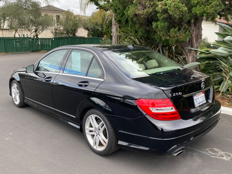 Mercedes-Benz C250 2014 price $12,995
