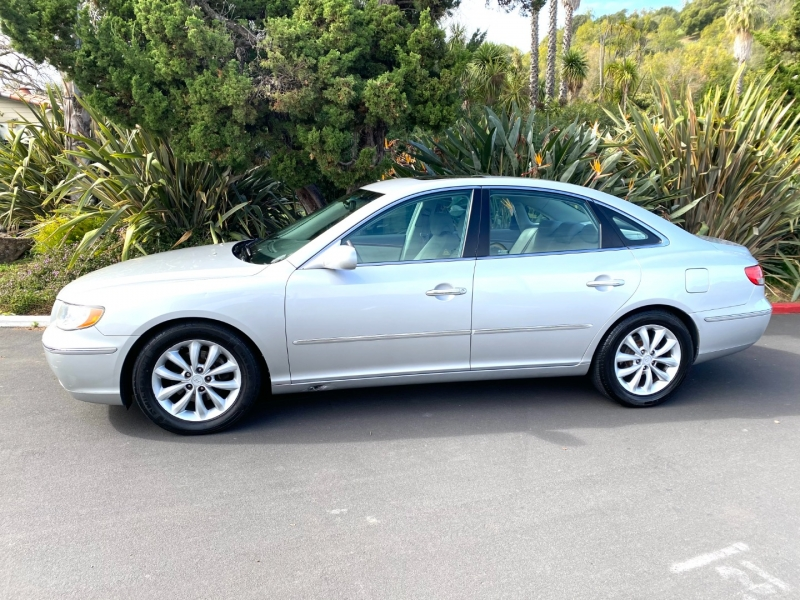 Hyundai Azera Limited 2006 price $4,450