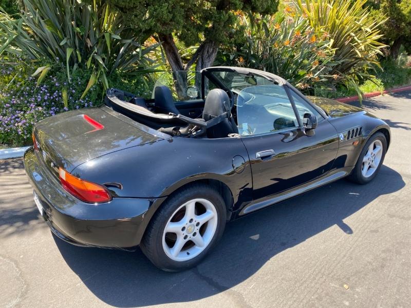 BMW Z3 1997 price $4,500