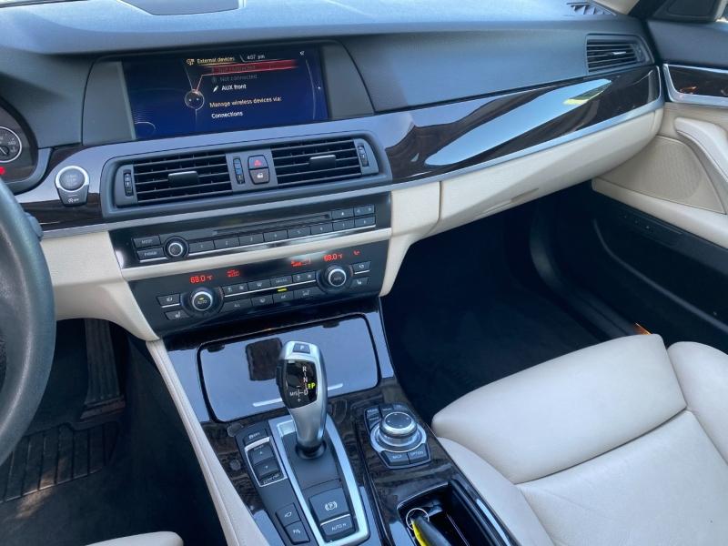 BMW 535i RWD 2013 price $15,950