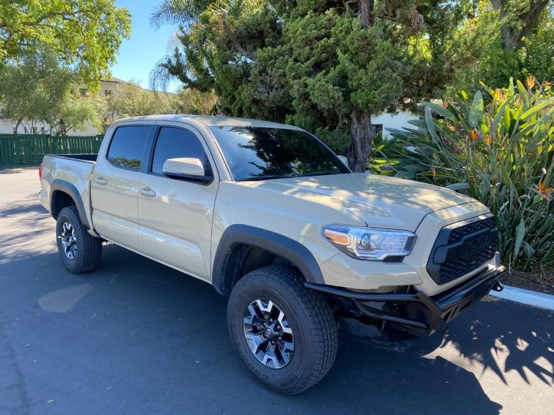 Toyota Tacoma TRD 2018 price $35,995