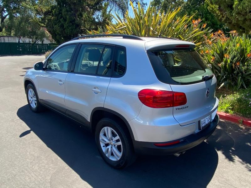 Volkswagen Tiguan 2016 price $15,595