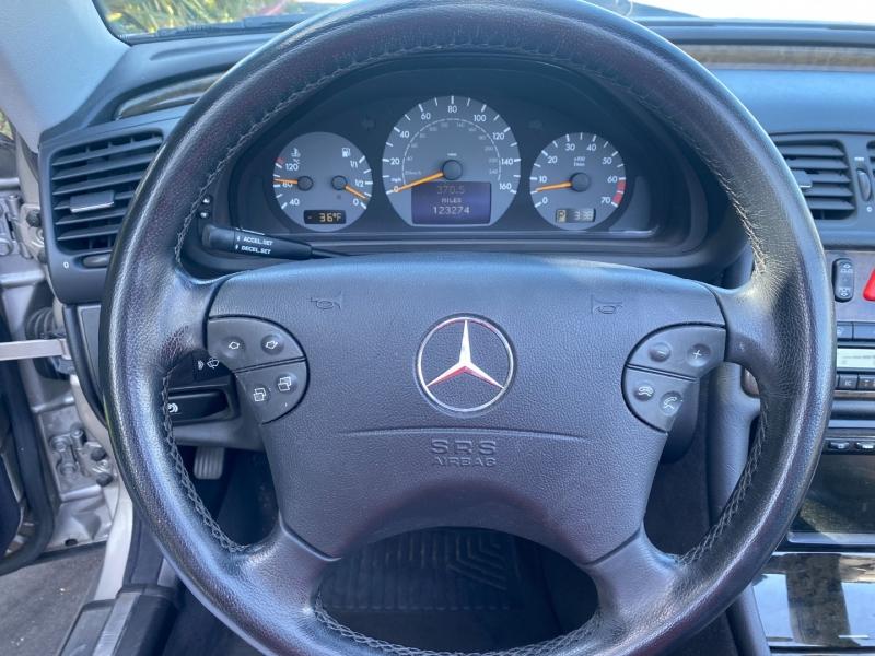 Mercedes-Benz CLK-Class 2003 price $8,750