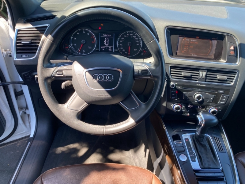 Audi Q5 3.0 Premium Plus AWD 2013 price $18,500