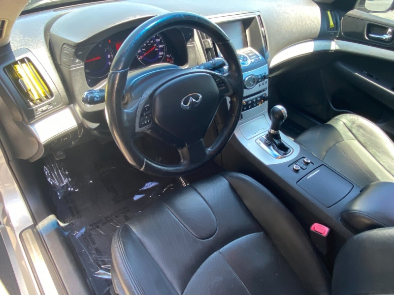 Infiniti G37 AWD 2009 price $10,995
