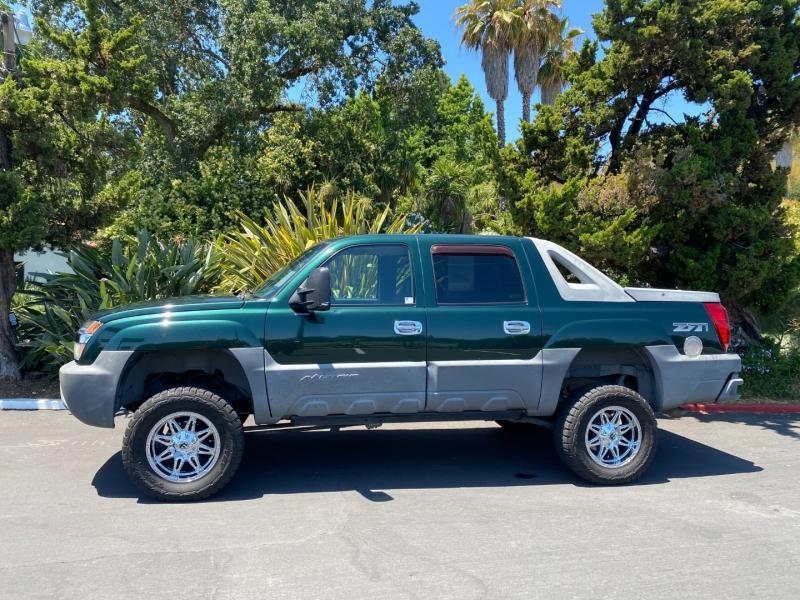 Chevrolet Avalanche 2002 price $6,500