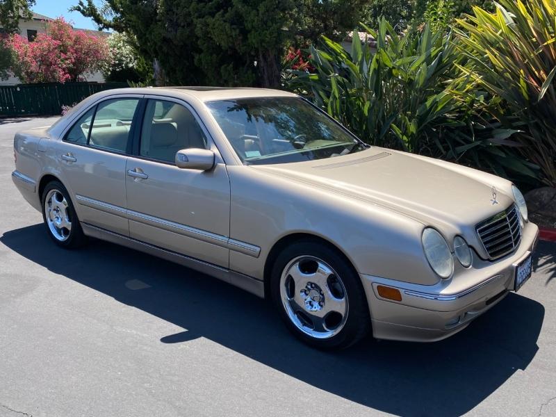 Mercedes-Benz E430 2001 price $7,650