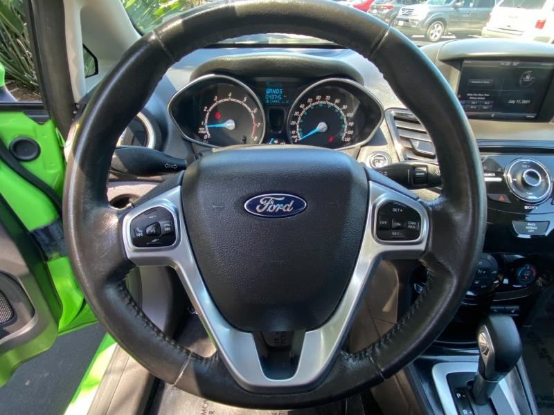 Ford Fiesta Titanium 2014 price $10,995
