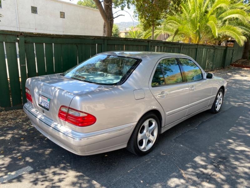 Mercedes-Benz E320 2002 price $6,995