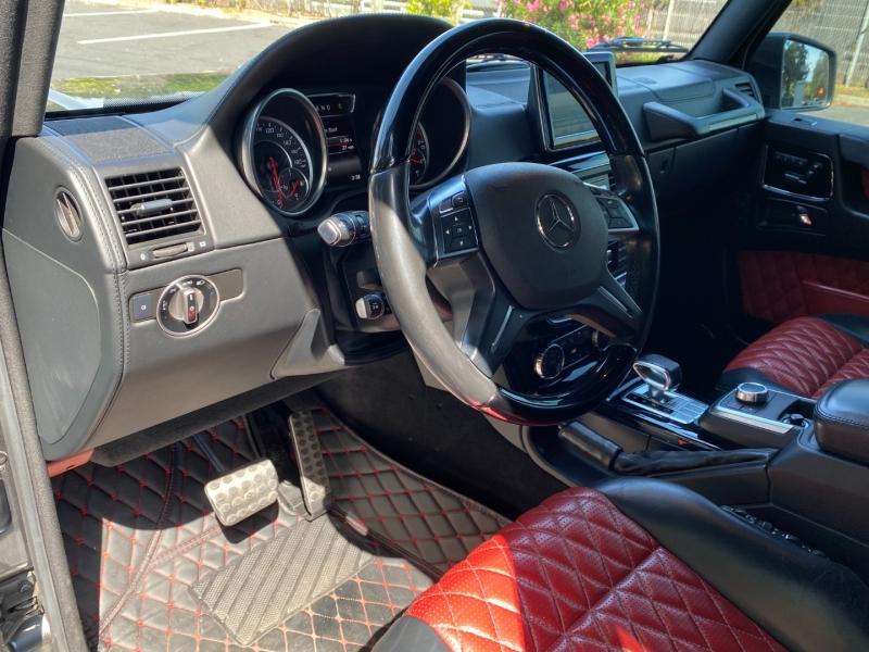 Mercedes-Benz G63 AMG 2016 price $96,995