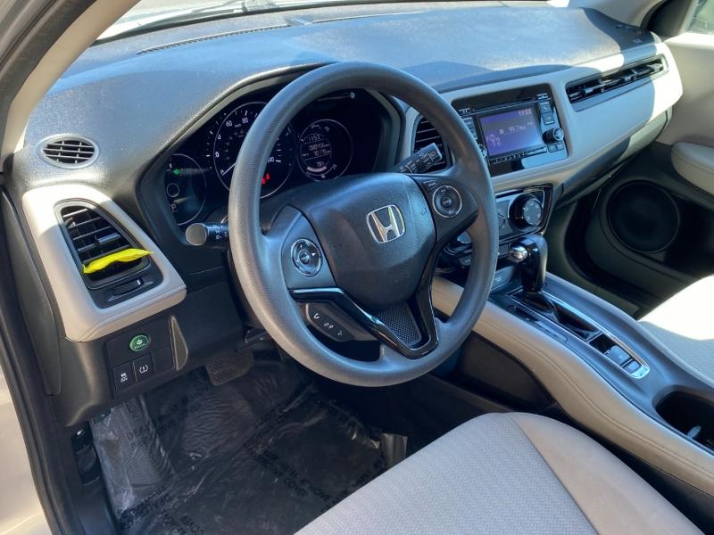 Honda HR-V 2016 price $15,995