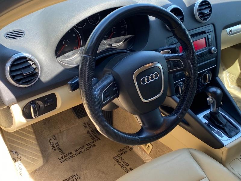Audi A3 2.0TPremium Plus 2010 price $9,995