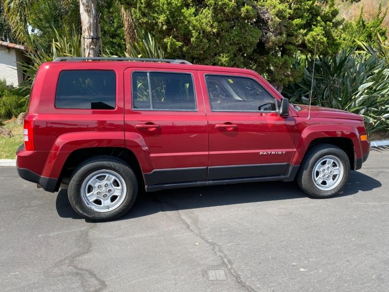 Jeep Patriot 2016 price $13,700