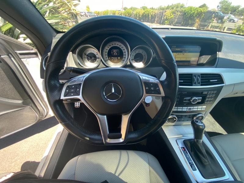 Mercedes-Benz C250 2012 price $12,995