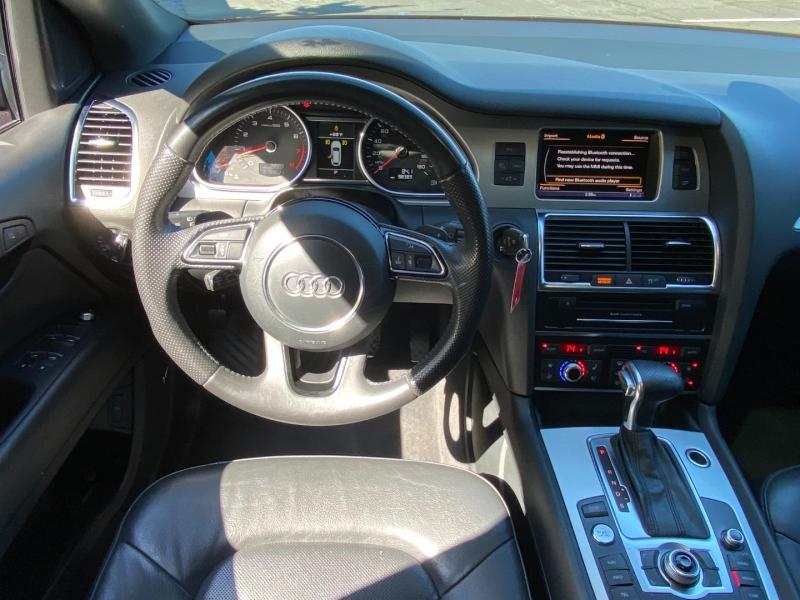 Audi Q7 Prestige AWD 2012 price $18,720