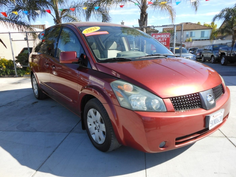 NISSAN QUEST 2004 price $4,900