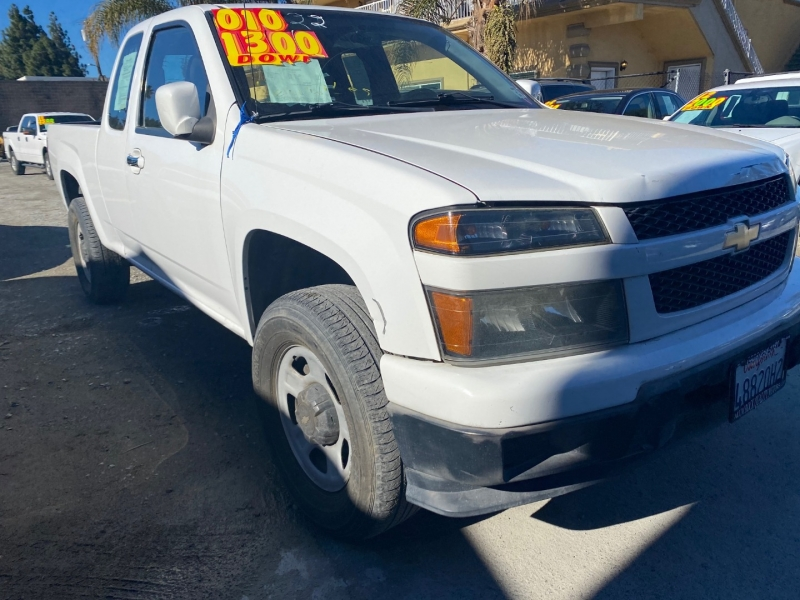 CHEVROLET COLORADO 2010 price $7,900