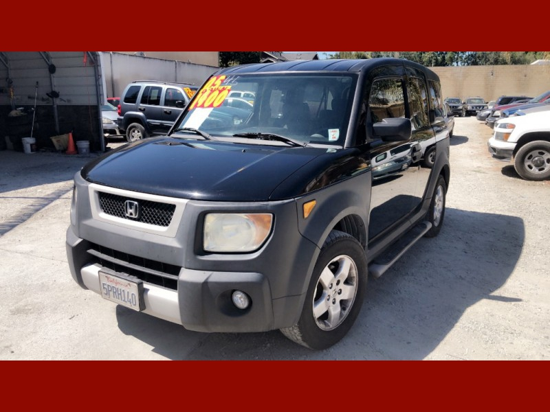 HONDA ELEMENT 2005 price Call for Pricing.