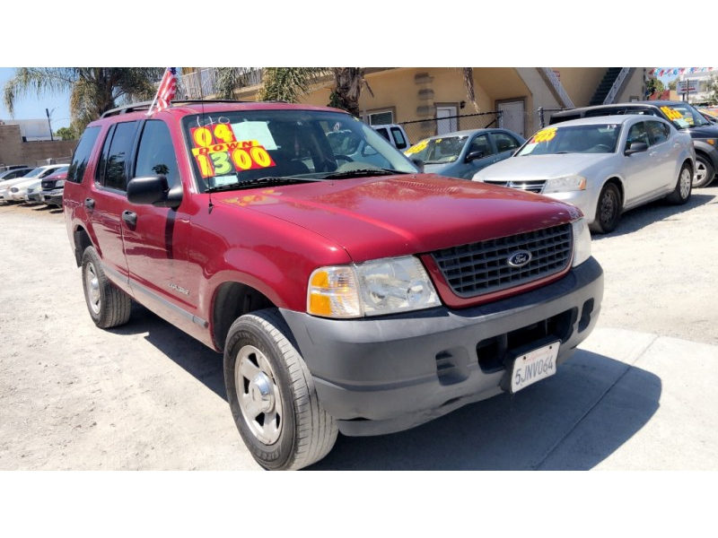 FORD EXPLORER 2004 price $5,900