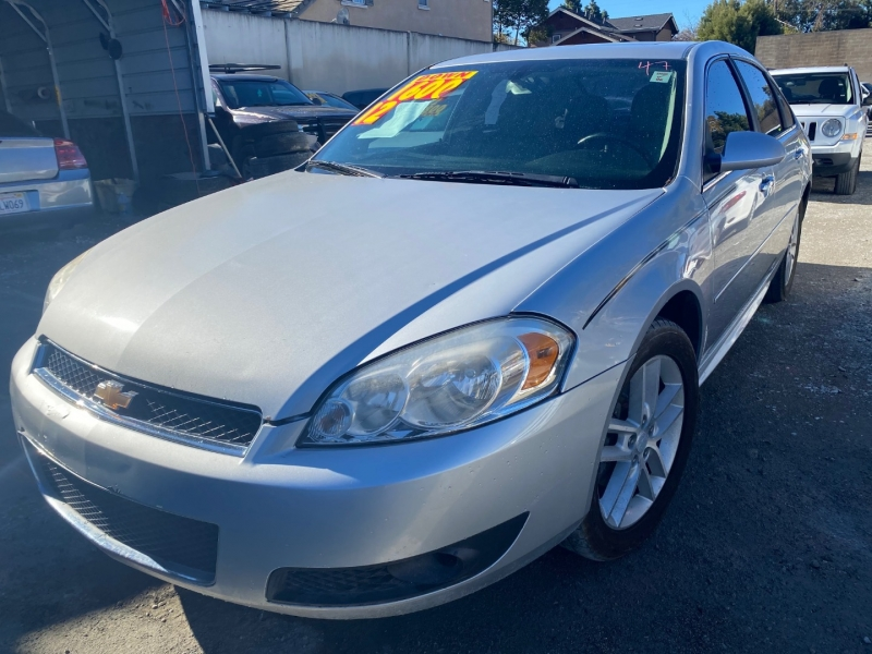 CHEVROLET IMPALA 2012 price $1,600 Down
