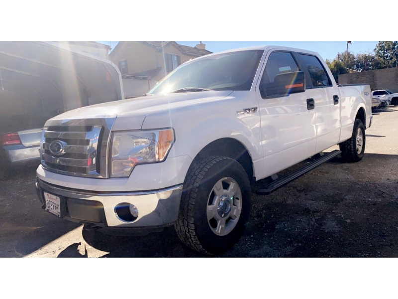 FORD F150 2011 price $12,900