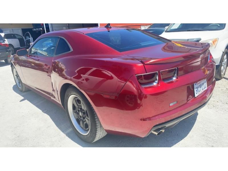 CHEVROLET CAMARO 2012 price $11,900