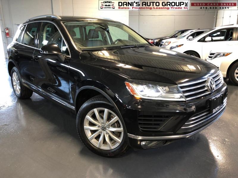 Volkswagen Touareg 2016 price $25,950