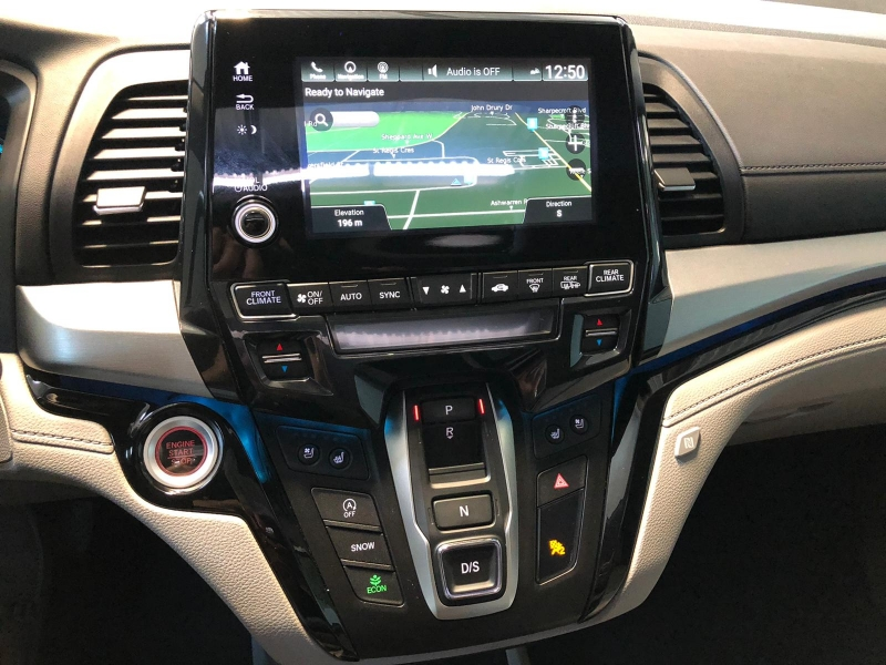 Honda Odyssey 2018 price $33,950