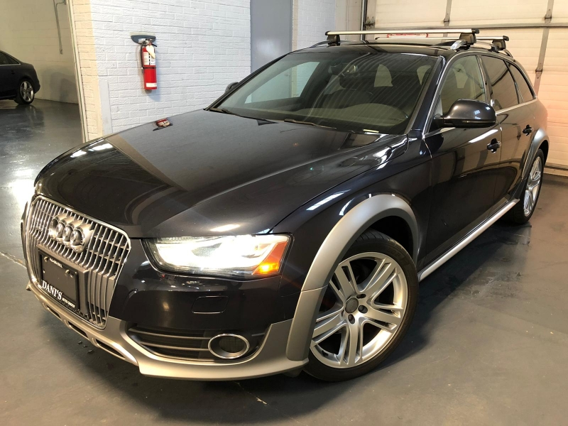 Audi A4 allroad 2016 price $20,950
