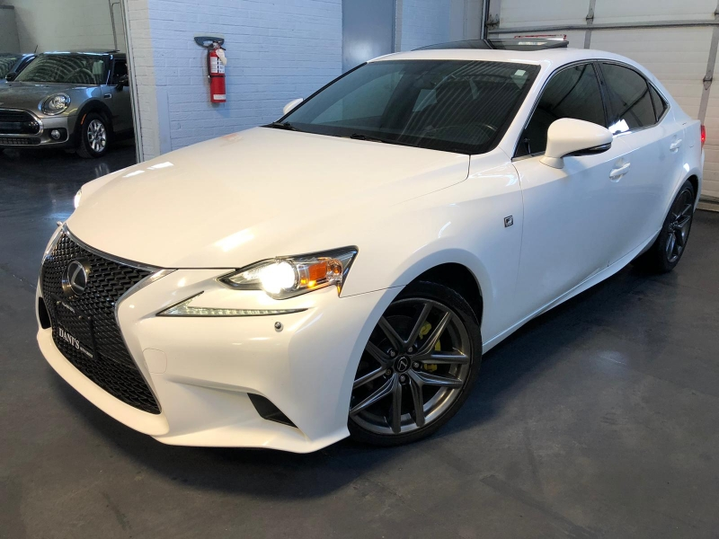 Lexus IS 250 2014 price $21,950