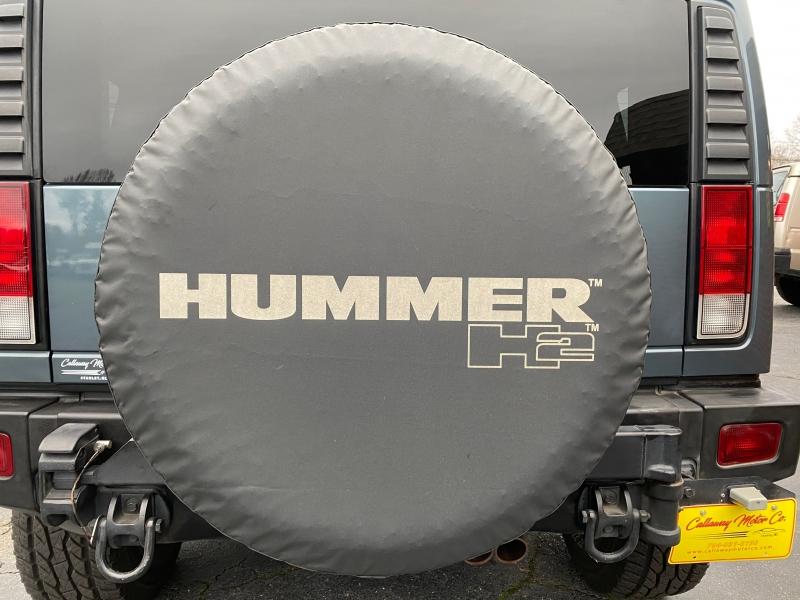 HUMMER H2 2005 price $16,100